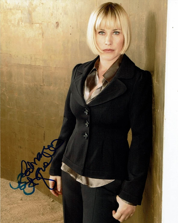 Patricia Arquette Signed Photo