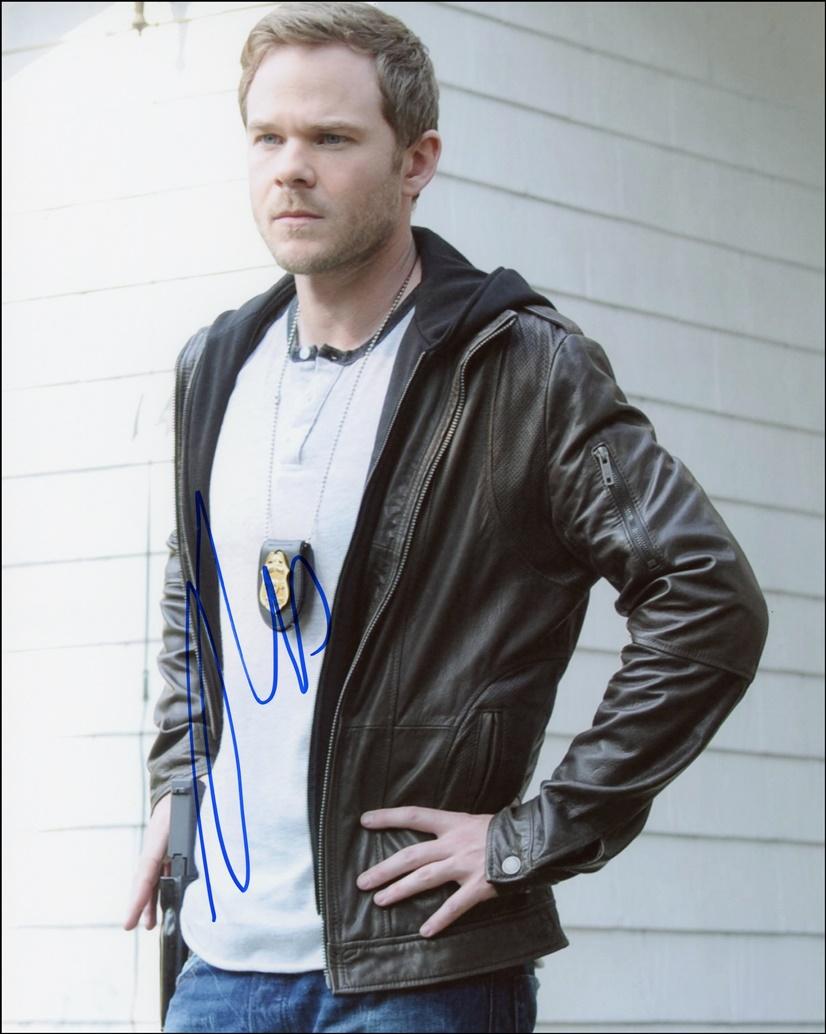 Shawn Ashmore Signed Photo