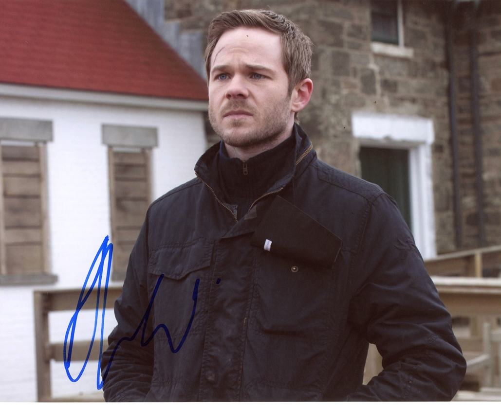 Shawn Ashmore Signed Photo