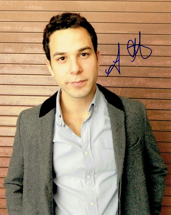Skylar Astin Signed Photo