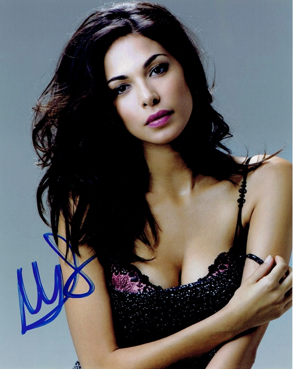 Moran Atias Signed Photo