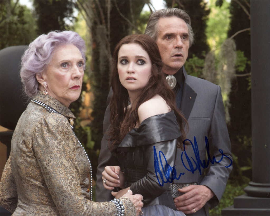 Eileen Atkins Signed Photo