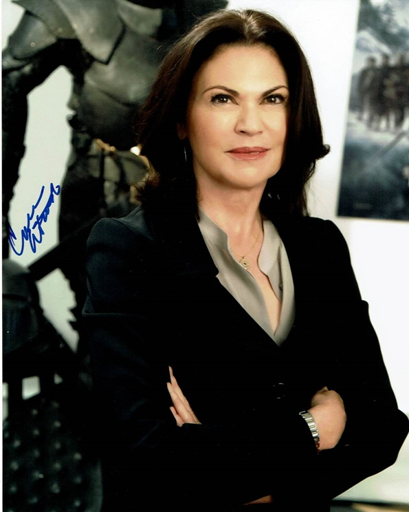 Colleen Atwood Signed Photo