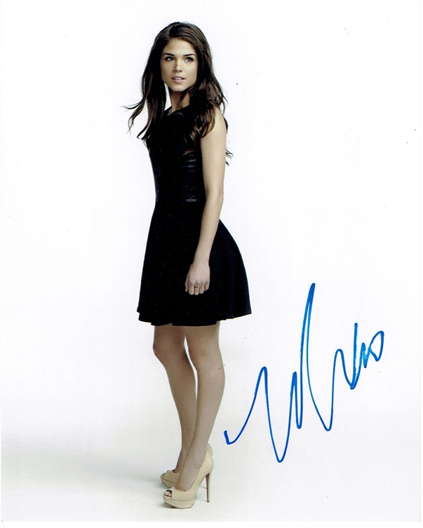 Marie Avgeropoulos Signed Photo
