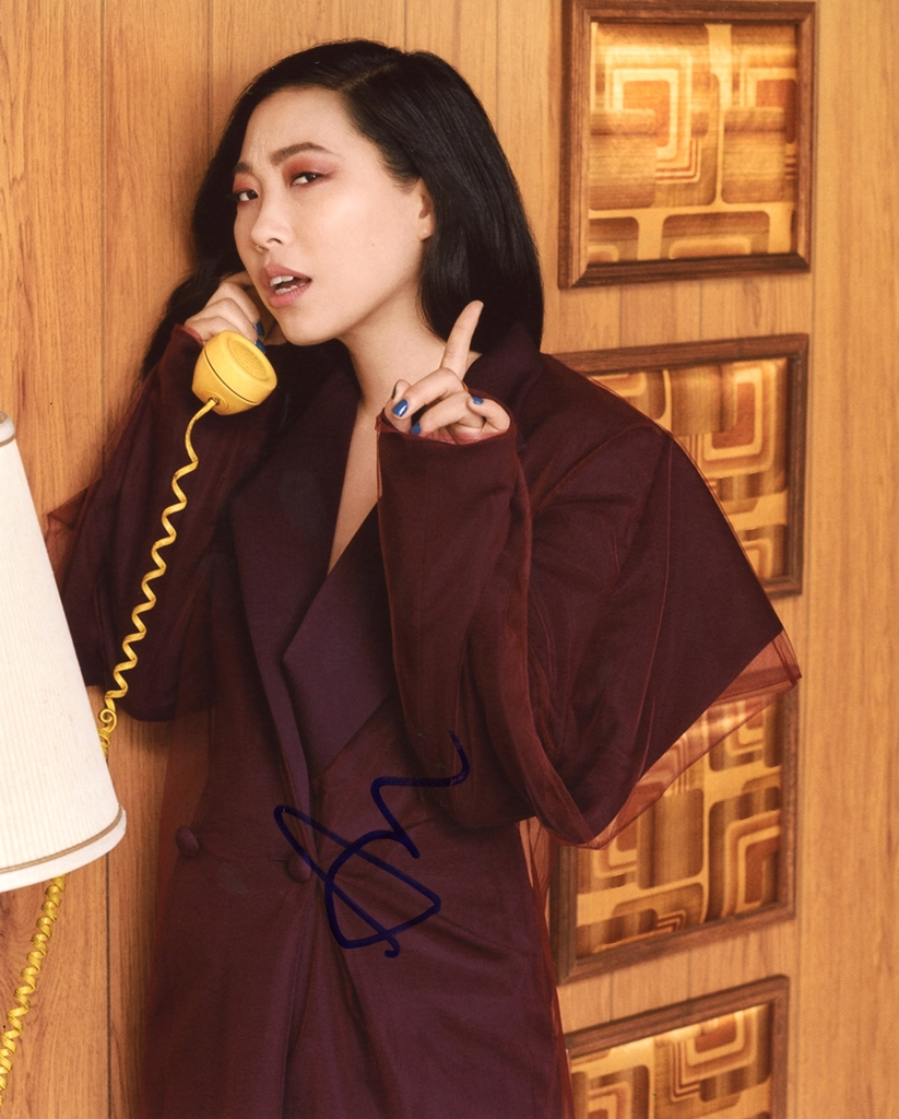 Awkwafina Signed Photo