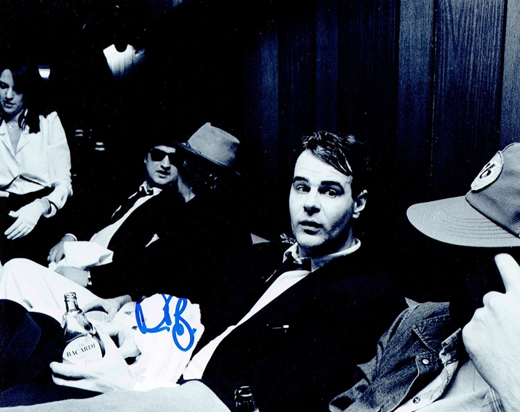 Dan Aykroyd Signed Photo