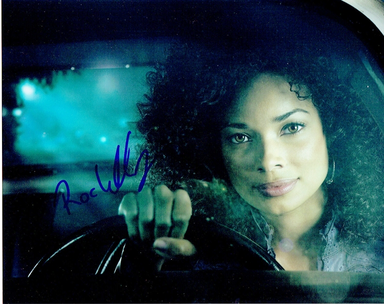 Rochelle Aytes Signed Photo