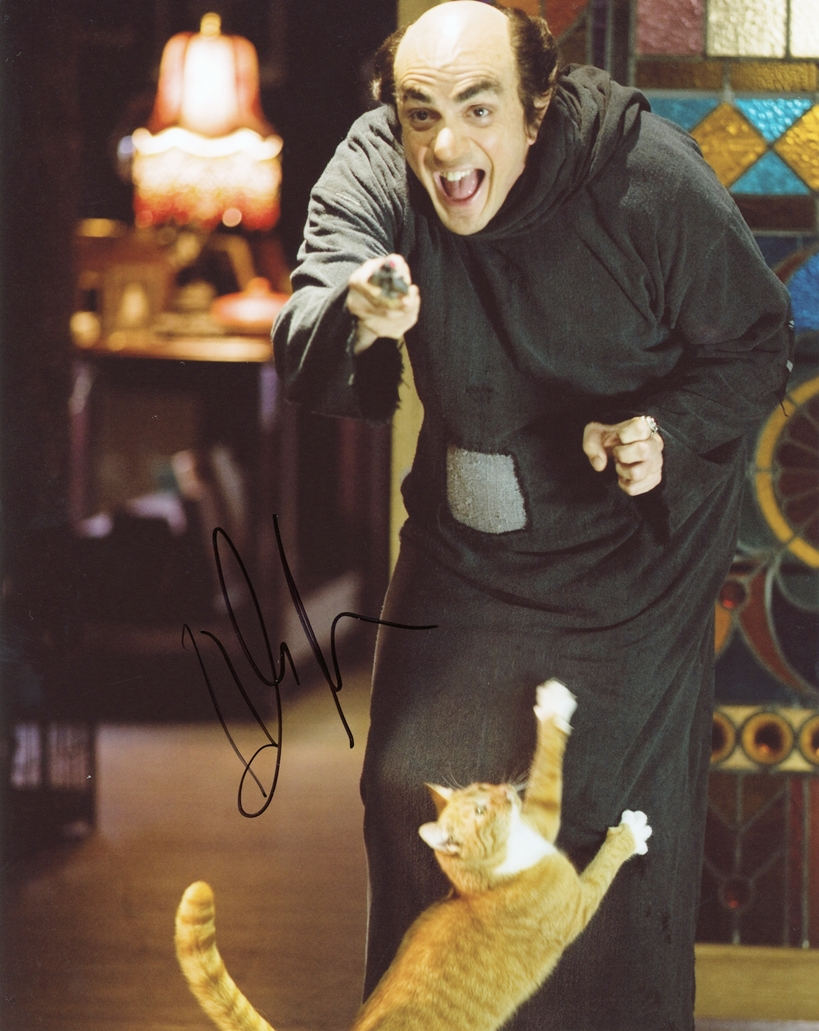 Hank Azaria Signed Photo