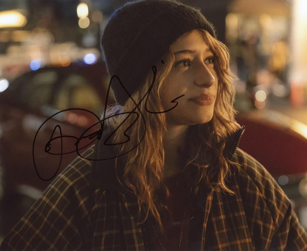 Odessa A'zion Signed Photo