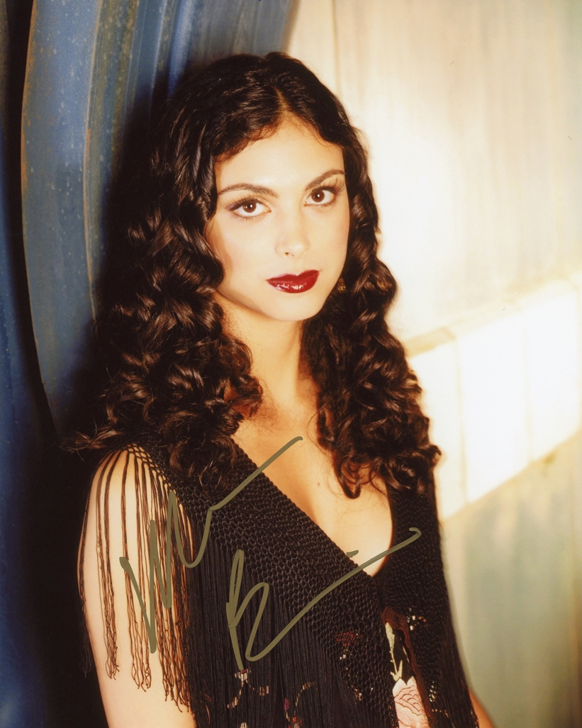 Morena Baccarin Signed Photo