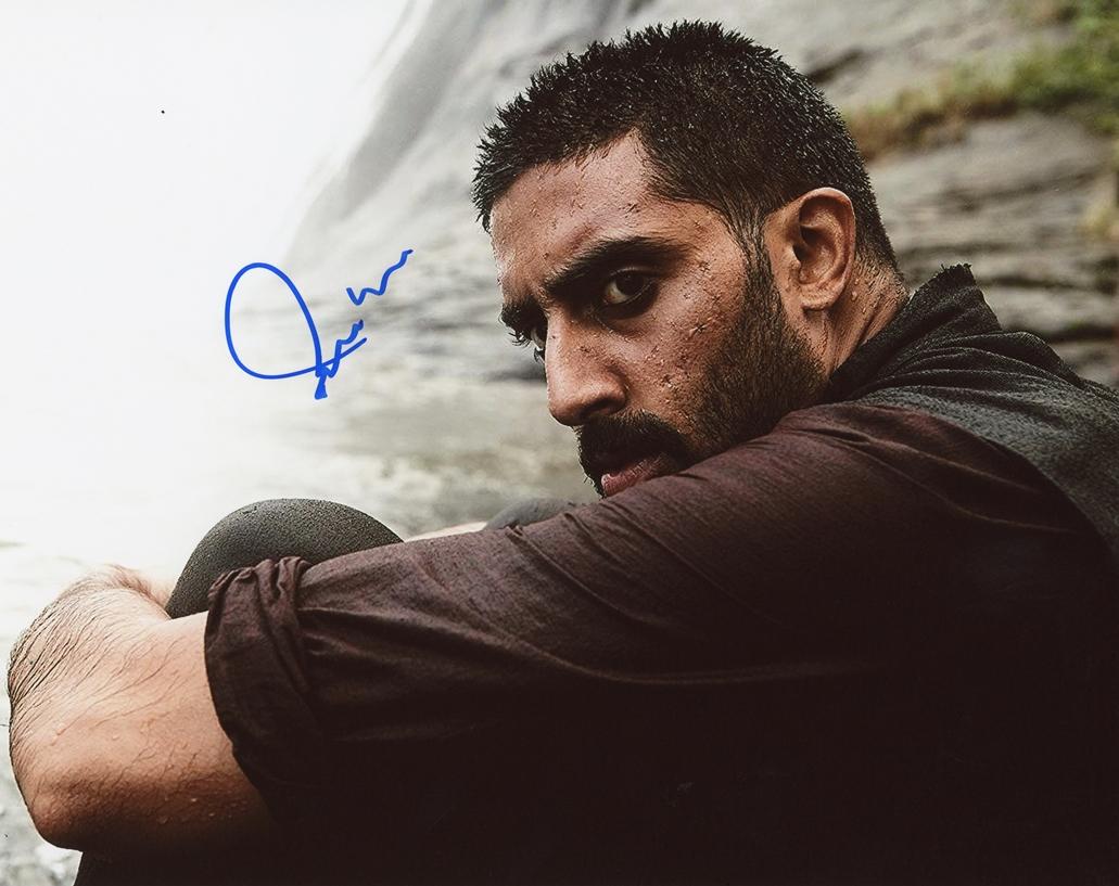 Abhishek Bachchan Signed Photo
