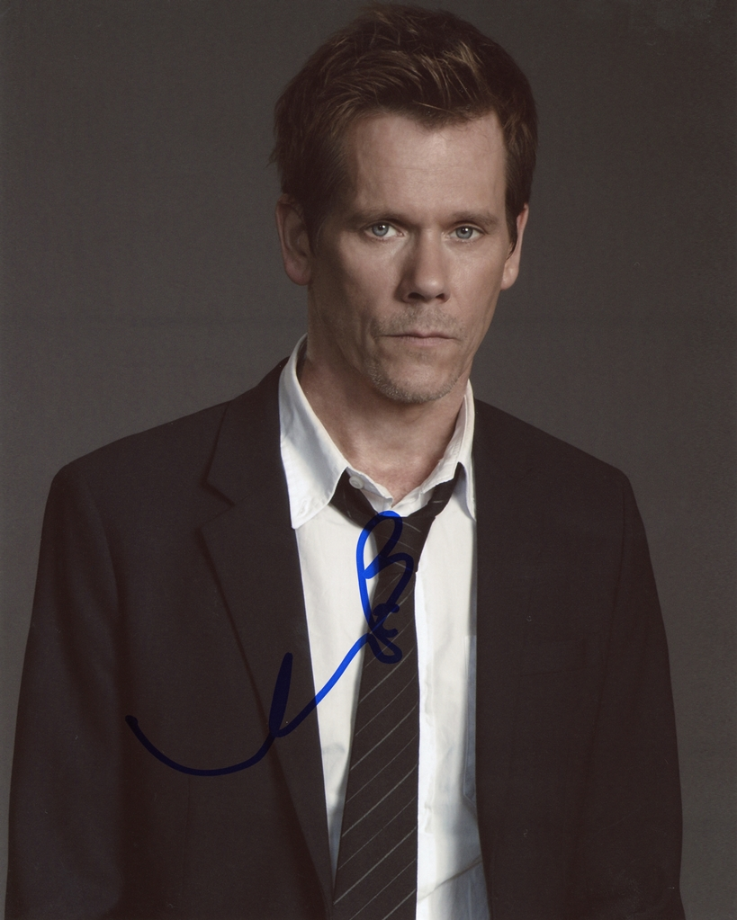 Kevin Bacon Signed Photo