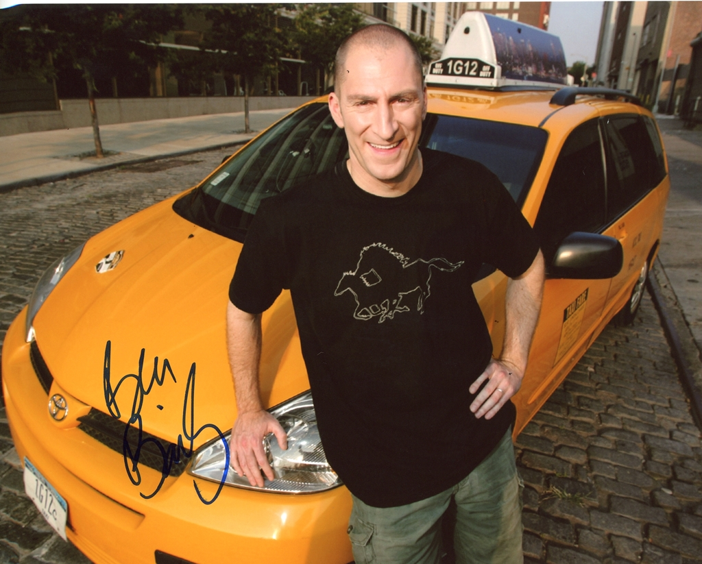 Ben Bailey Signed Photo