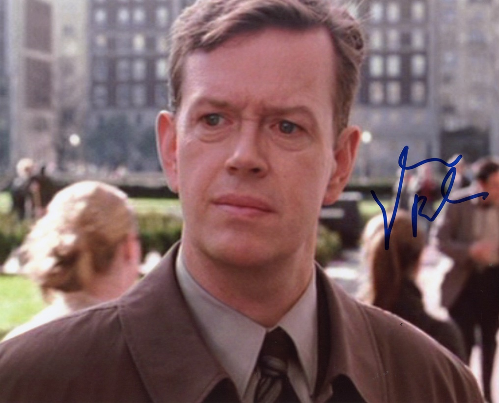 Dylan Baker Signed Photo