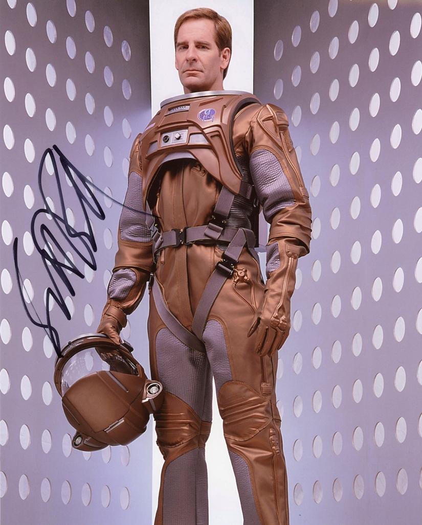 Scott Bakula Signed Photo
