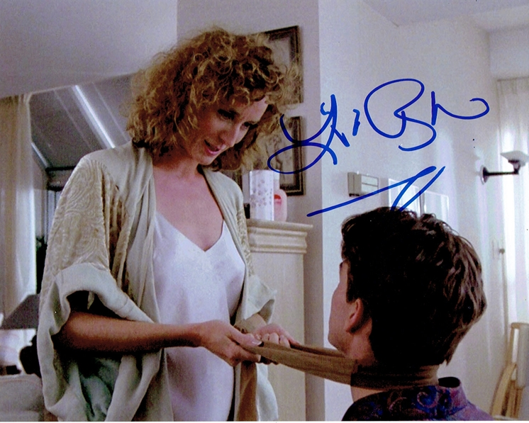 Lisa Banes Signed Photo