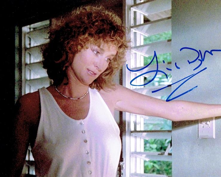 Lisa Banes Signed Photo