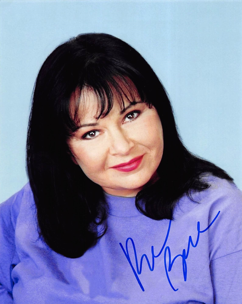 Roseanne Barr Signed Photo