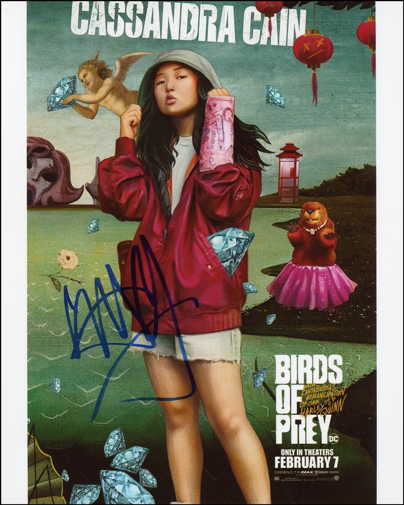 Ella Jay Basco Signed Photo