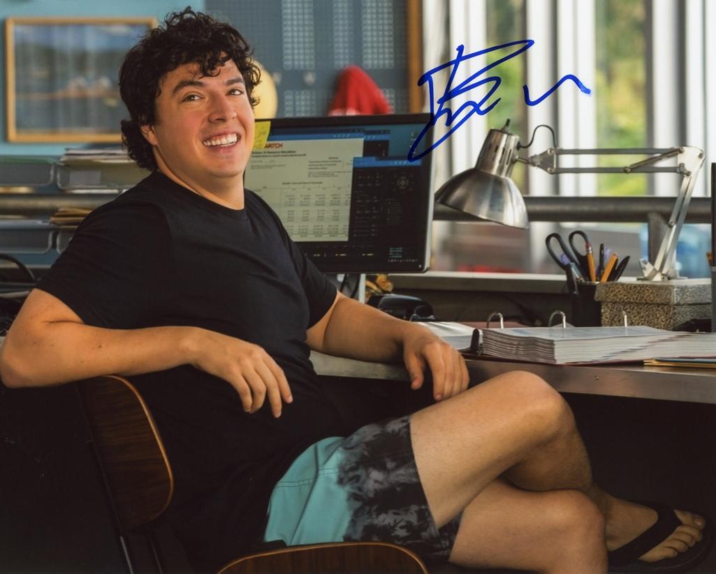 Jon Bass Signed Photo