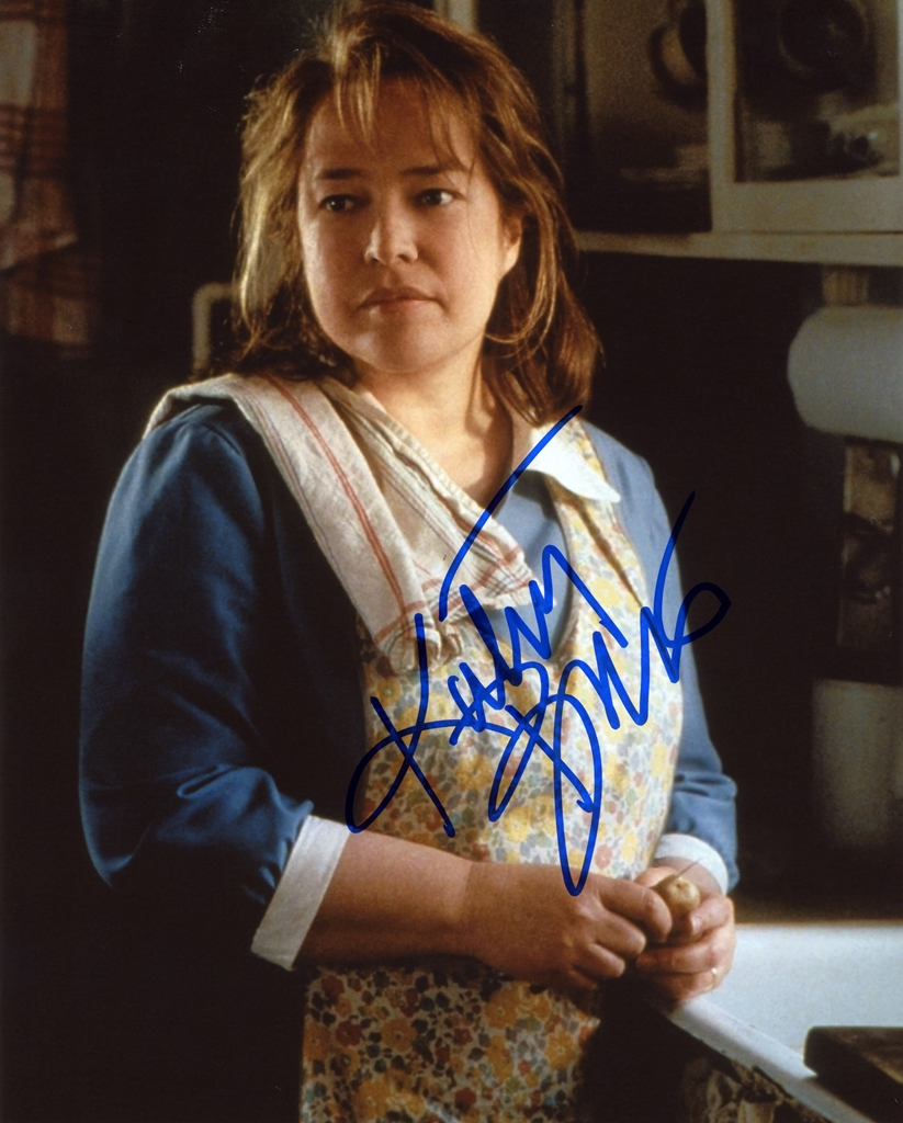 Kathy Bates Signed Photo
