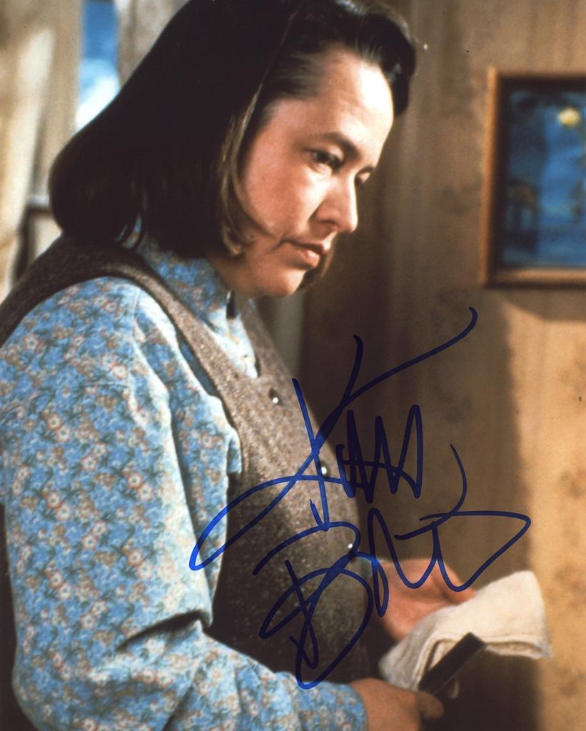 Kathy Bates Signed Photo