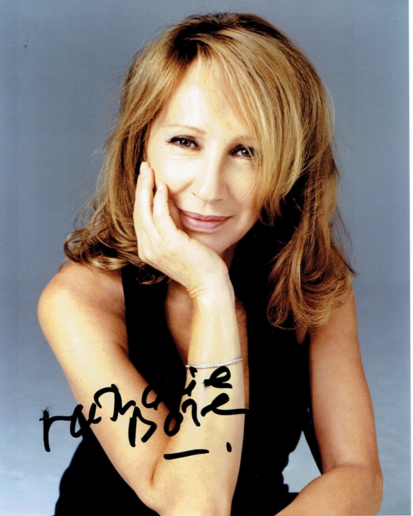 Nathalie Baye Signed Photo