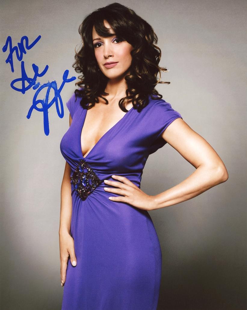 Jennifer Beals Signed Photo