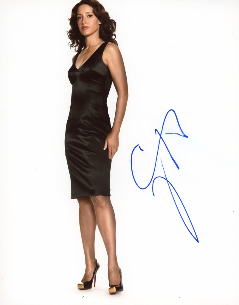 Jennifer Beals Signed Photo