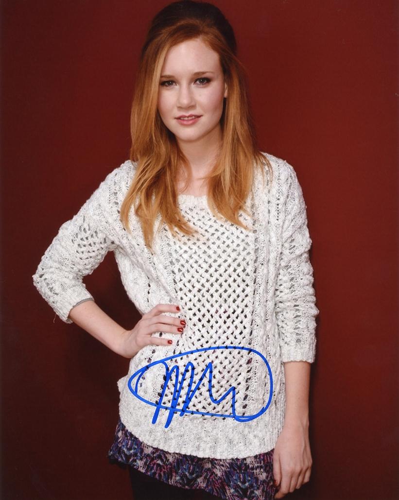 Madisen Beaty Signed Photo
