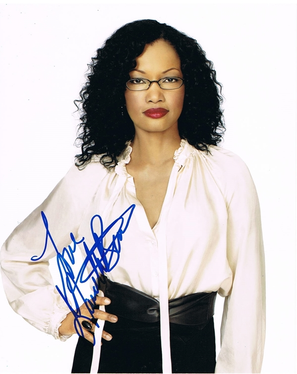 Garcelle Beauvais Signed Photo