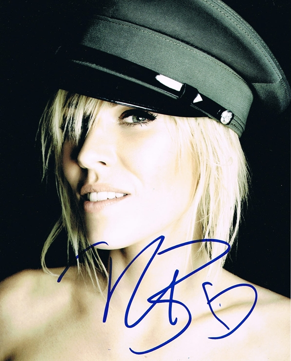 Natasha Bedingfield Signed Photo