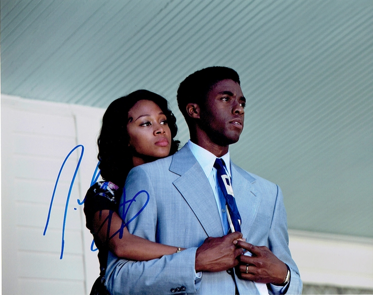 Nicole Beharie Signed Photo