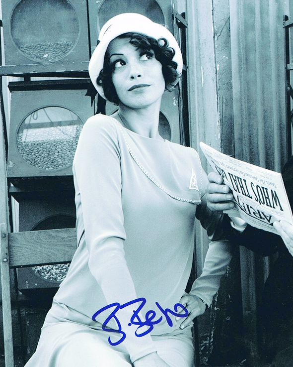 Berenice Bejo Signed Photo