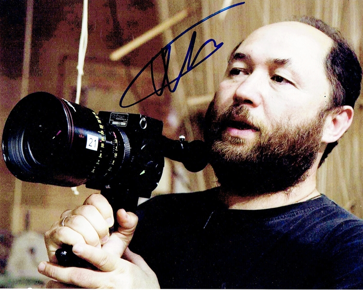 Timur Bekmambetov Signed Photo