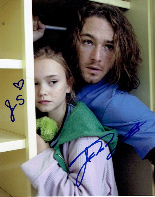 Johnny Sequoyah & Jake McLaughlin Signed Photo