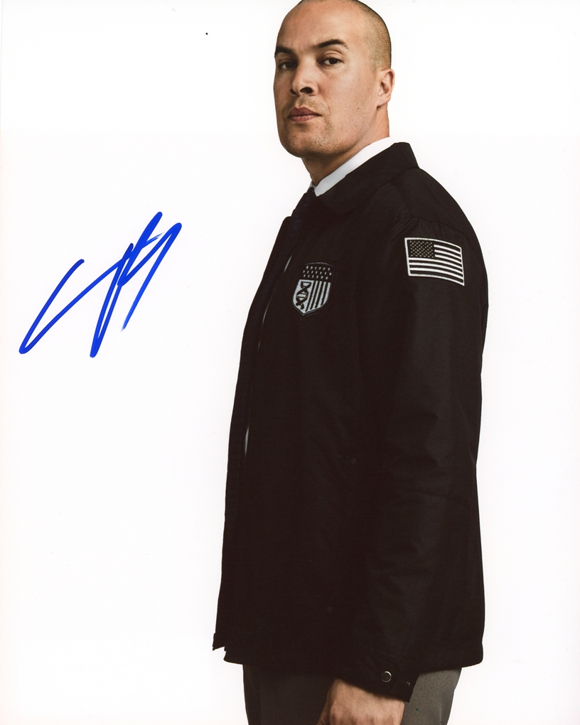 Coby Bell Signed Photo