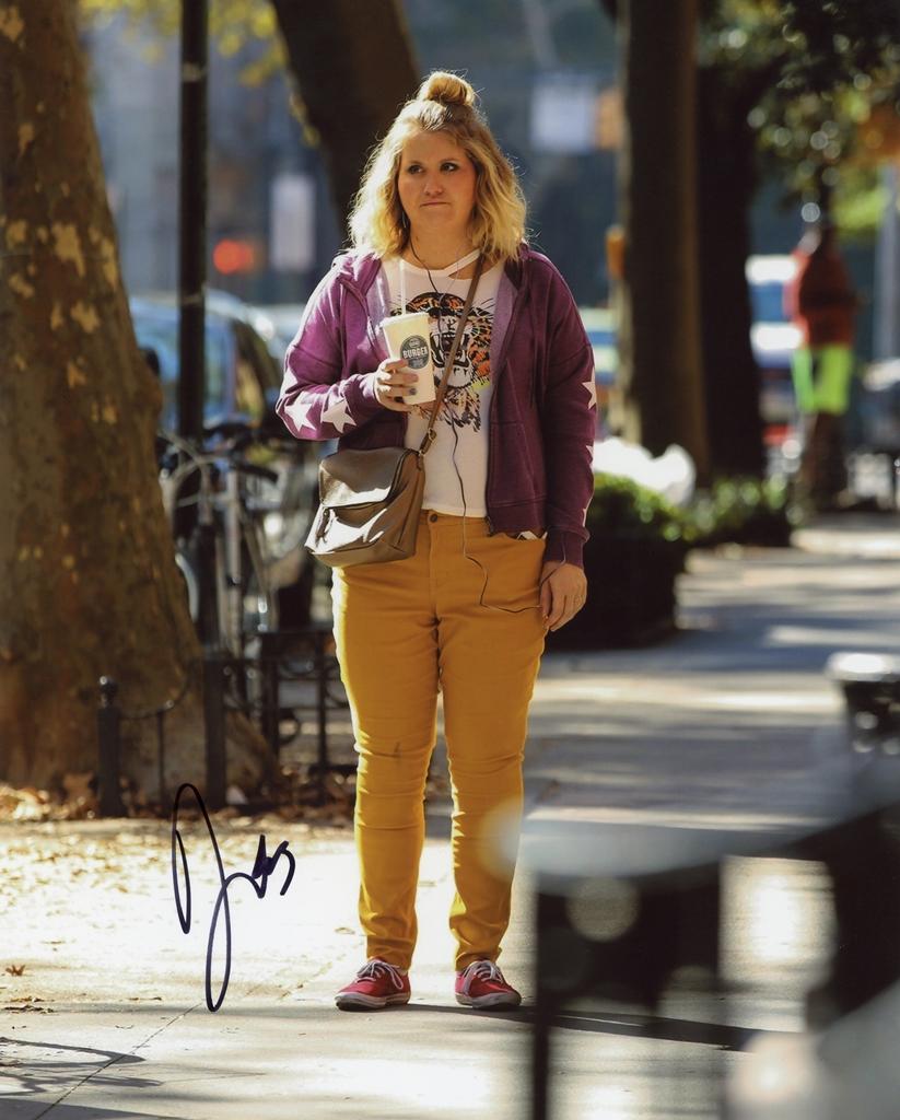 Jillian Bell Signed Photo