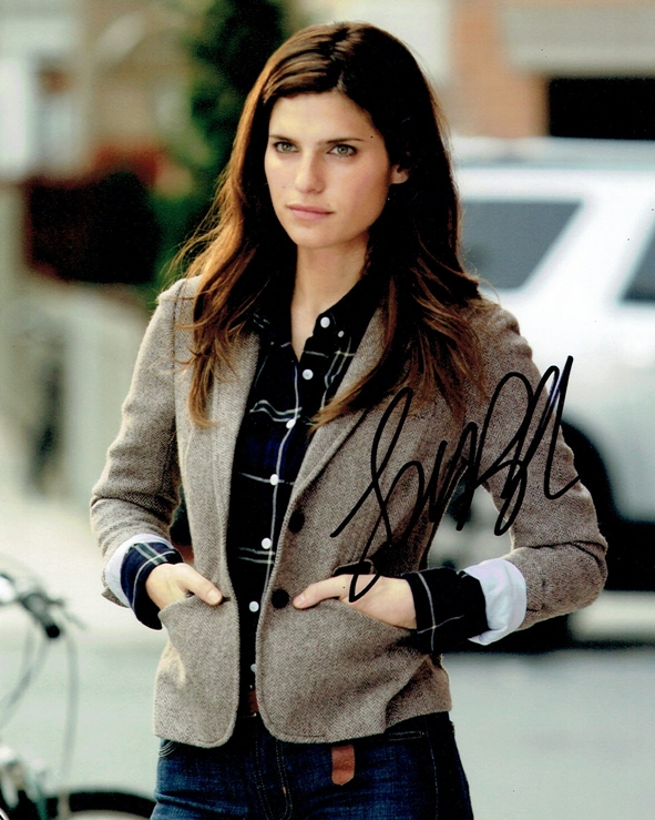 lake bell how to make it in america autograph signed