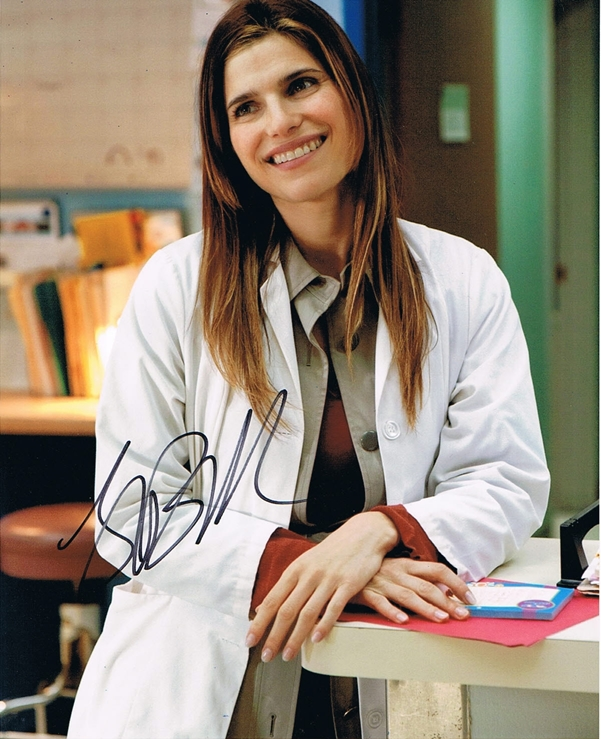 Lake Bell Signed Photo