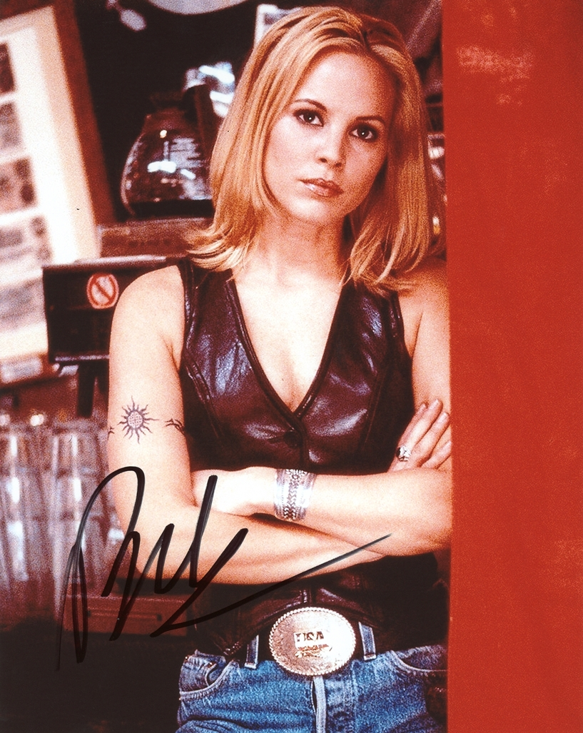 Maria Bello Signed Photo