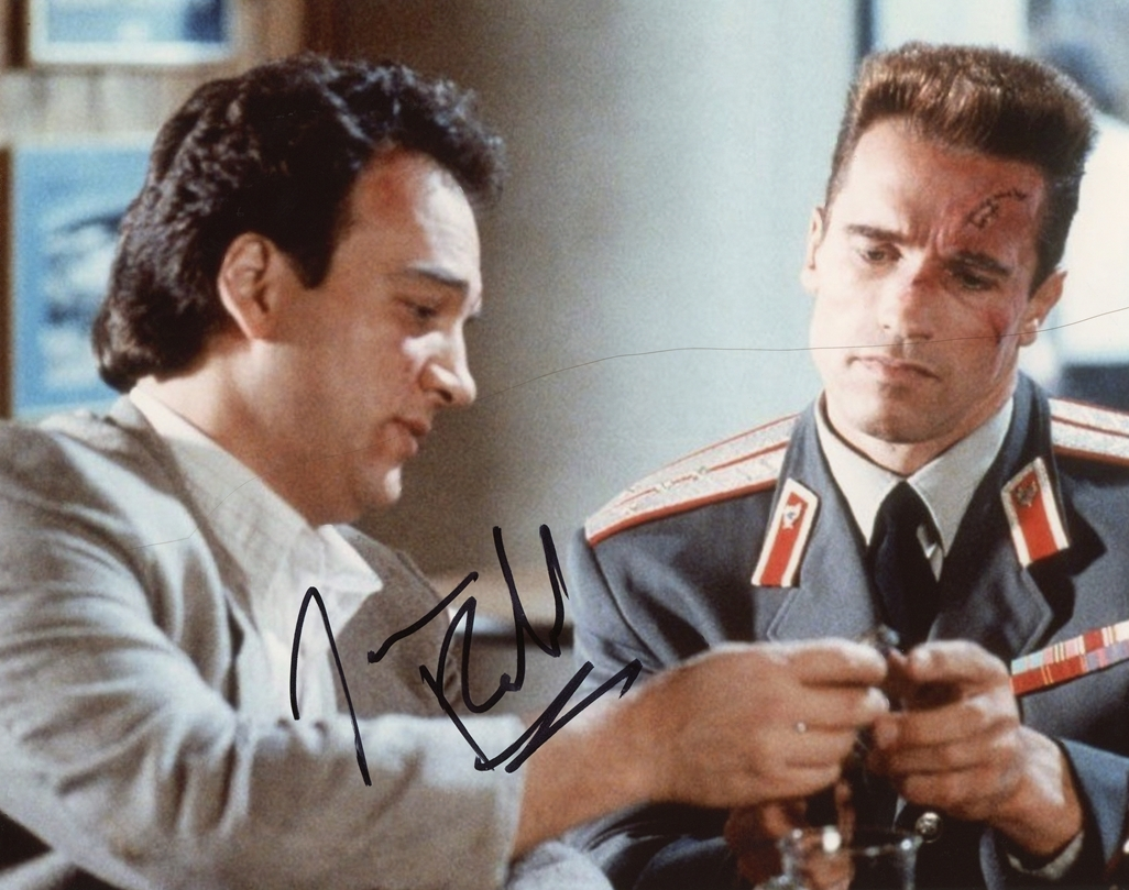 Jim Belushi Signed Photo