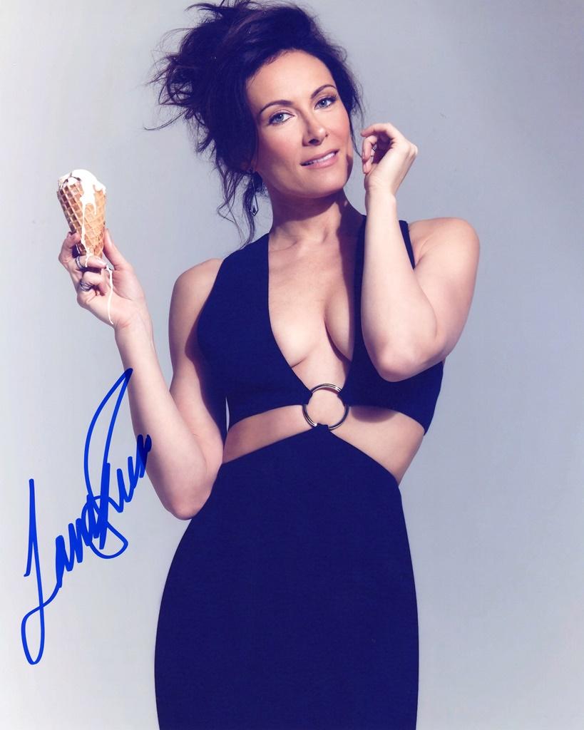 Laura Benanti Signed Photo