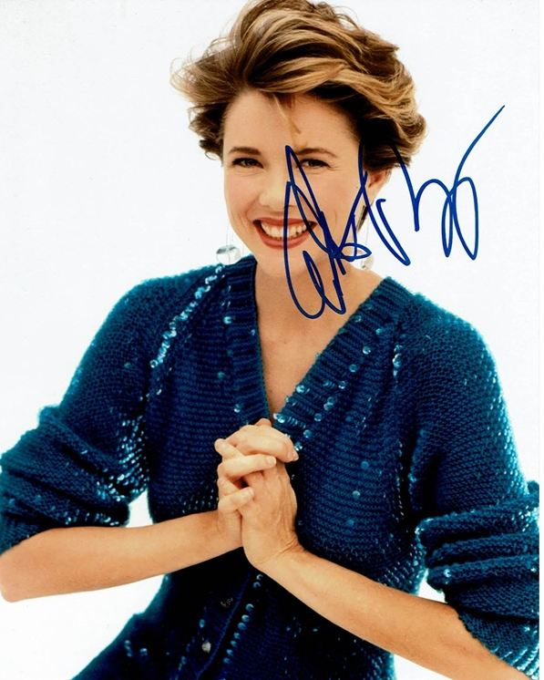 Annette Bening Signed Photo