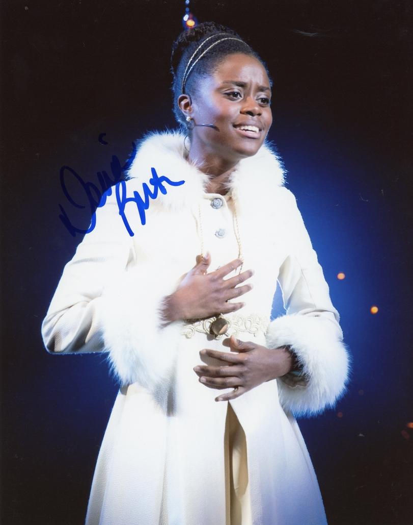 Denee Benton Signed Photo