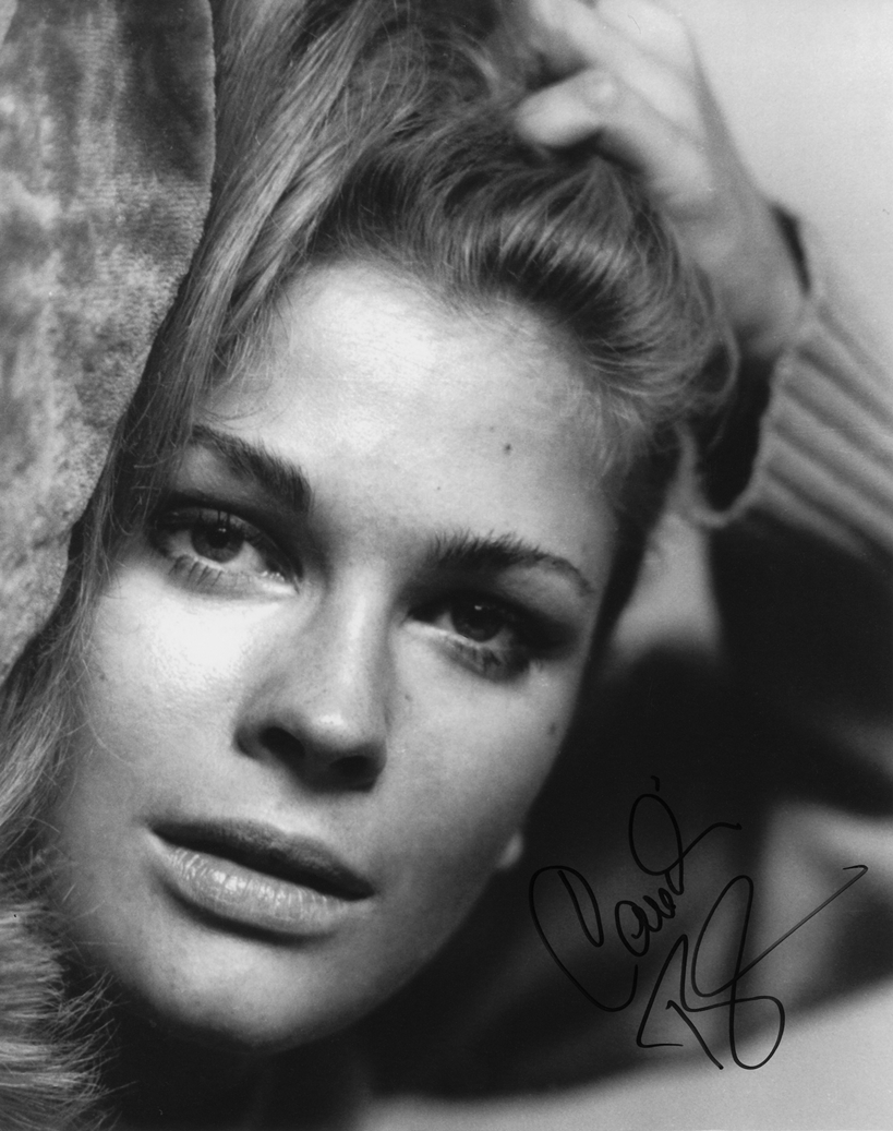 Candice Bergen Signed Photo