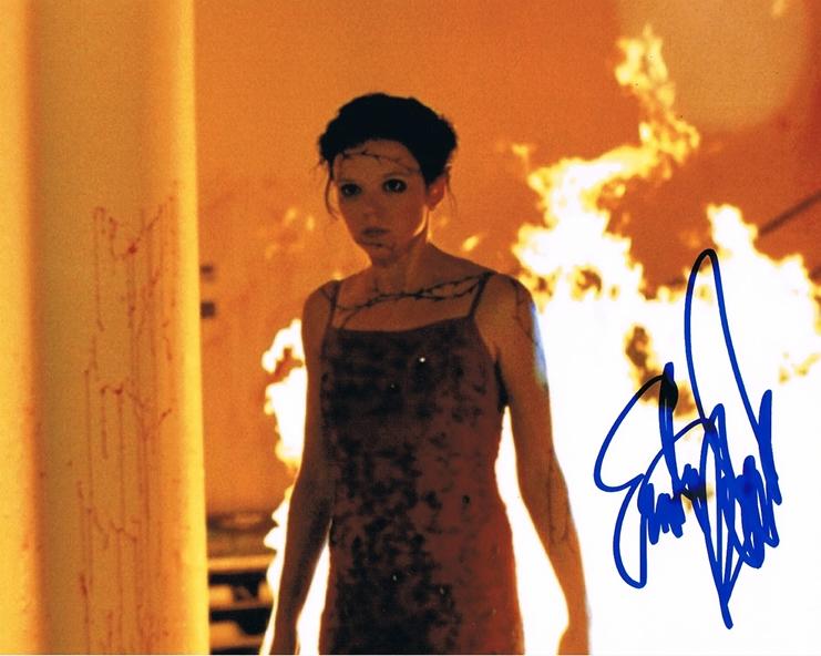 Emily Bergl Signed Photo
