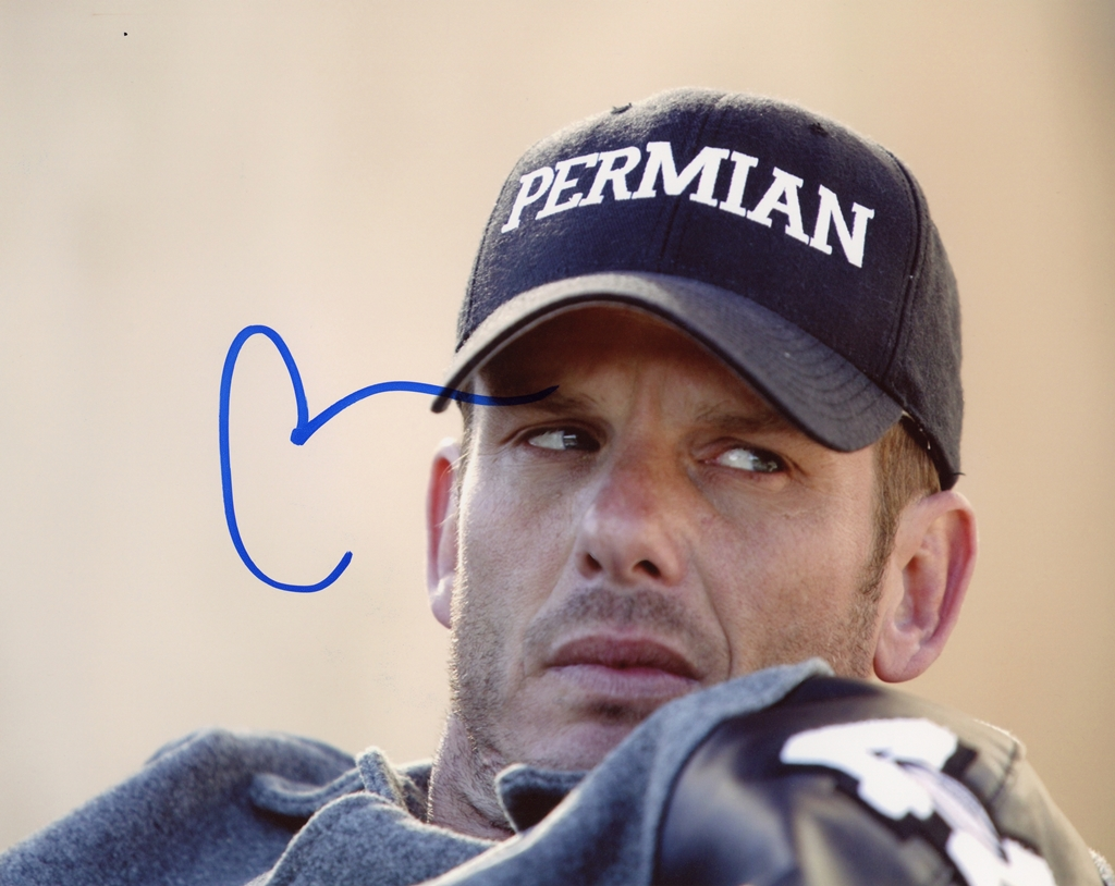 Peter Berg Signed Photo