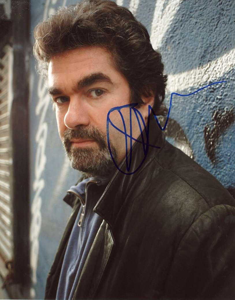 Joe Berlinger Signed Photo