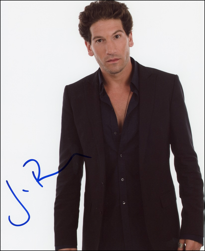 Jon Bernthal Signed Photo
